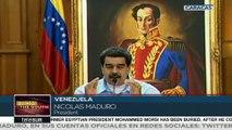 Pres. Maduro Speaks on Opposition Corruption Allegations