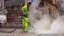 La Semana Santa deja más de 1.000 kilos de cera en las calles de toda España
