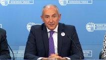 Gobierno Vasco exigirá siempre el cumplimiento del Estatuto