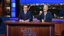 Jon Stewart Continues Criticism of Mitch McConnell During 'Late Show' Appearance   THR News