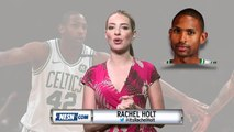 Al Horford, Celtics Have New Contract Negotiations To Straighten Out