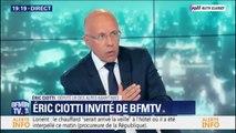 """Eric Ciotti à propos de Marine Le Pen: """"Les Français ne confieront pas le pays à n'importe qui"""""""