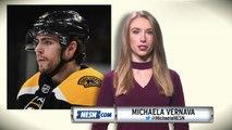 Jake DeBrusk thanks Bruins fans on Instagram