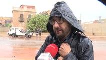Un vecino de Alzira nos explica cómo sobrellevan las inundaciones