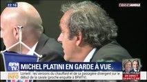 GRAND ANGLE - Coupe du monde de foot au Qatar: Michel Platini en garde à vue