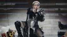 "Madonna Teases Political ""God Control"" Video | Billboard News"