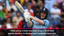 Morgan 'never thought' he could play record-breaking innings