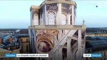 Château de Versailles : les grands travaux de la Chapelle royale