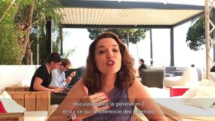 CANNES LIONS 2019: Interview (FR) de Maria Garrido, SVP Vivendi Brand Marketing
