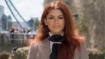 Spider-Man: Far From Home's Zendaya Confirms Her New Red Hair Is A MJ Homage
