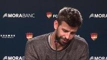 """Piqué: """"No tiene ningún sentido hablar de balones de oro ni para Ramos ni para mí, Leo está a otro nivel"""""""