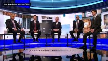 Candidates get heated during Conservative leadership debate