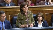 Calvo y Montserrat a la greña
