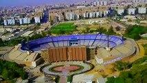 ملاعب مصر تتزين لاستقبال بطولة أمم أفريقيا