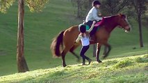 The Saddle Club mvie - The Ride of Her Life   prt 2   Teen TV