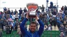 Fabio Fognini Post-Match Celebration, Trophy Lift - Interview | Monte-Carlo 2019 Final