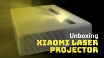 Unboxing Xiaomi Laser Projector