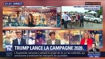 Trump lance la campagne 2020