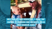 Beth Chapman Shares Adorable Photo With Duane and His '#Grandsons' for Father's Day