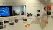 Le mur de l'histoire du hand français