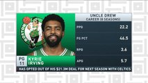 Tiki and Tierney: Kyrie Irving is ready to move on