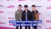 The Jonas Brothers Are Climbing The Billboard 200 List