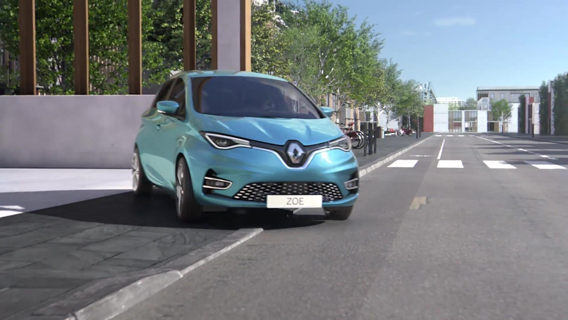 2019 New Renault ZOE Highlights
