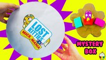 Lost Kitties Mice Mania GIANT Cheese Mystery Box Squeezy Cheese