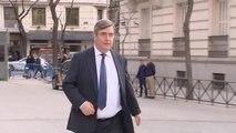 Miguel Cardenal declara ante Pedraz por el caso 'Soule'