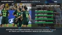 FOOTBALL: FIFA Women's World Cup: 5 things review - Jamaica 1-4 Australia