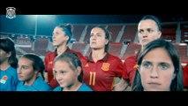 La RFEF promociona el amistoso de fútbol femenino contra Polonia