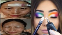 Best Viral Asian Makeup  Transformation Compilation 2019  WOW!