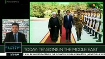 Critical Moves: Tensions in the Middle East