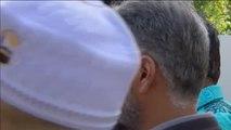 La mezquita de Christchurch reabre sus puertas una semana después del atentado