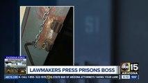 Arizona lawmakers approve funding to fix prison door locks