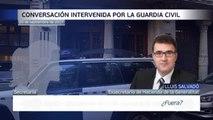 Un guardia civil dice que encontraron papeles rotos del 'exnúmero dos' de Junqueras sobre escenarios posteriores al 1-0 en una papelera