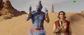 Nuevas imágenes del clásico de Disney, Aladdin