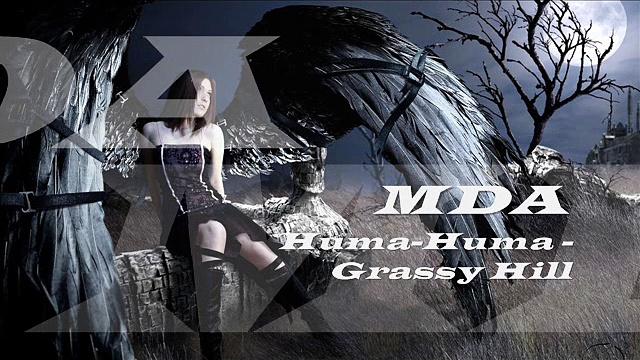 Huma-Huma - Grassy Hill [MDA][Instrumental]