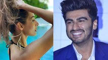 Malaika Arora receives funny comment on her photo from Arjun Kapoor; Check out   FilmiBeat