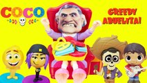 Greedy Abuelita Disneys COCO Greedy Granny Game Toy Surprises