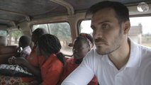 Craviotto explica su experiencia en Mozambique