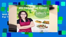 Full E-book Vietnamese Food with Helen's Recipes  For Trial