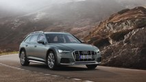 20 years of A6 Avant with off-road qualities - the new Audi A6 allroad quattro