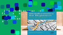 [Read] Bioinformatics for Beginners: Genes, Genomes, Molecular Evolution, Databases and