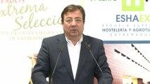 Vara pone en valor las cifras de exportaciones de Extremadura