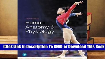 Full E-book Human Anatomy & Physiology For Free - video