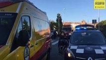 Un hombre de 76 años está herido de gravedad tras ser atropellado mientras cruzaba en La Elipa (Madrid)