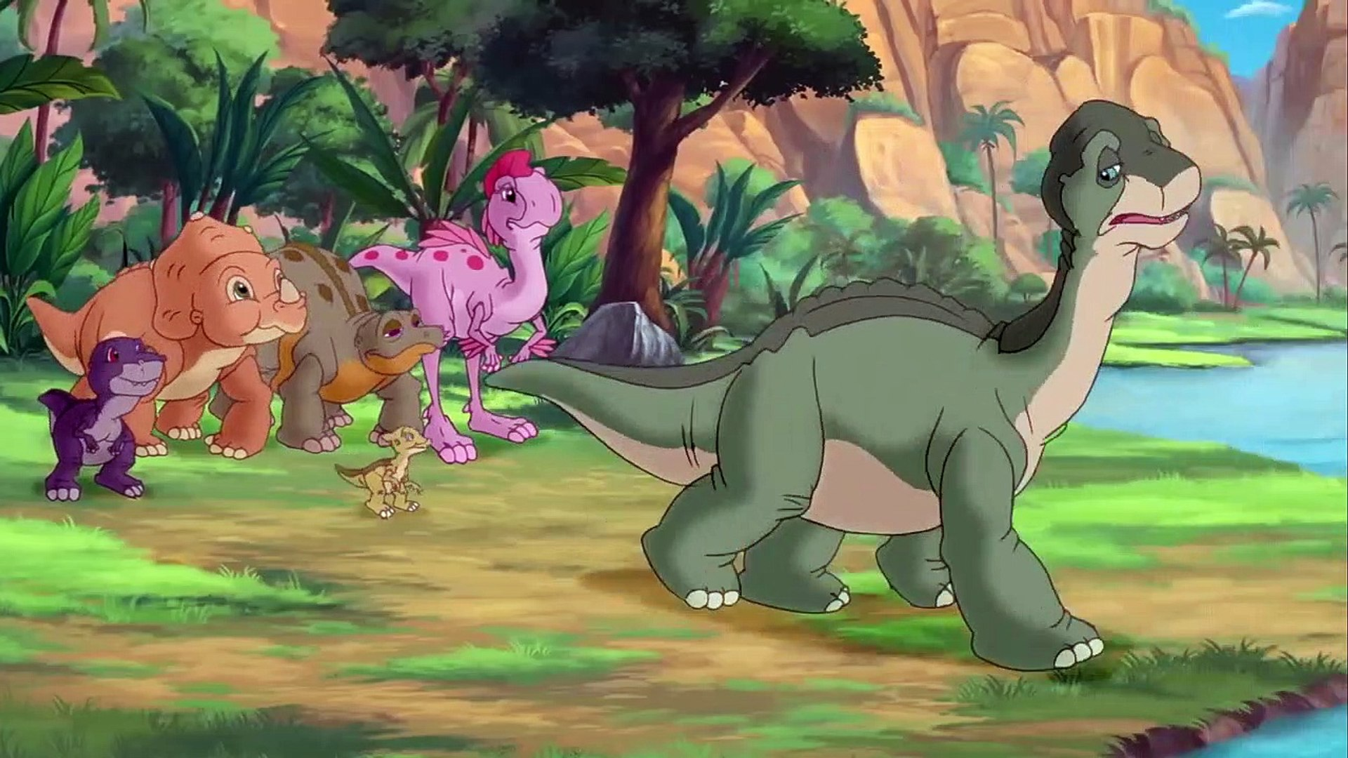 The Land Before Time 120 The Big Longneck Test Hd Full