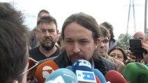 "Iglesias considera ""vergonzoso"" que TS revise decisión sobre impuesto de hipotecas"