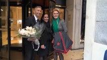 Sarah Fergurson visita Madrid por sus compromisos profesionales